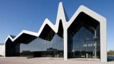 Zaha Hadid a její Riverside Museum
