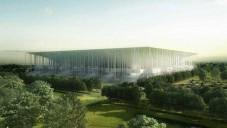 Stadion pro Euro 2016 od Herzog & de Meuron