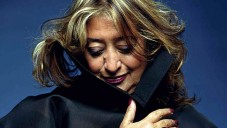 Zaha Hadid v interview na CNN