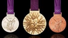 Medaile pro olympijské hry Londýn 2012