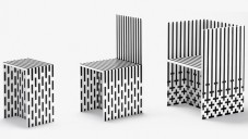 Nábytek Visible Structures od Nendo