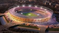 Olympijský stadion pro Londýn 2012
