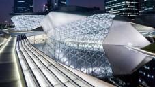 Guangzhou Opera House od Zahy Hadid