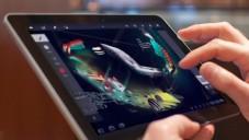 Adobe nabízí dotykové kreativní aplikace Touch Apps