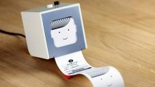 Tiskárna pro mobily Little Printer