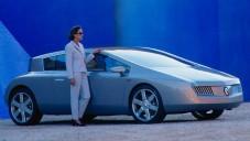 Futuristický retro koncept Renault Vel Satis