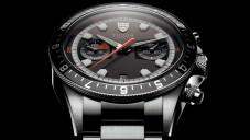 Obnovený styl hodinek Tudor Heritage Chrono