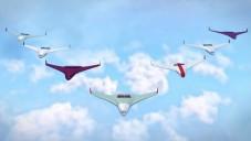 V roce 2075 by měla letadla létat jako ptáci