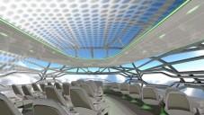 Letadla Airbus by mohla být v roce 2050 průhledná