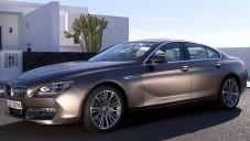 BMW 6 Gran Coupe je sportovní elegán