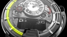 HYT H1 jsou první hydro mechanické hodinky