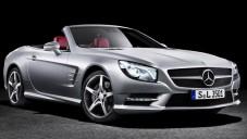 Mercedes-Benz SL má nové tvary a zvuk koncertní haly