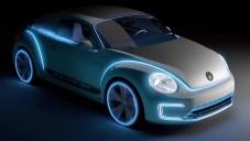 Elektrický Volkswagen E-Bugster ukázal interiér