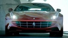 Ferrari FF si poradí se sněhem i písečnými dunami