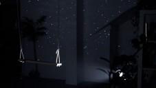 Lab212 mají v pokojíku interaktivní hvězdnou oblohu