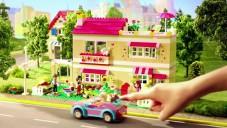 Lego Friends je realističtější holčičí stavebnice