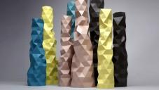 Phil Cuttance ukázal ruční výrobu váz z fragmentů