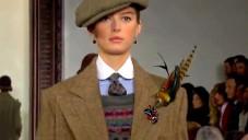 Ralph Lauren ukázal podzimní aristokratickou kolekci