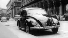 Volkswagen Beetle byl krásný už v reklamě roku 1958