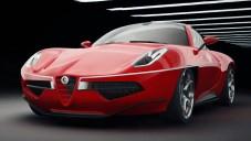 Superleggera Disco Volante 2012 se ukazuje v akci