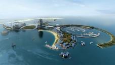 Real Madrid staví luxusní ostrov Resort Island
