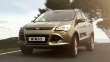 Ford Kuga se ukazuje poprvé na videu za jízdy