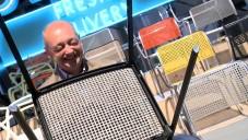 Piero Lissoni popisuje židli Audrey pro Kartell