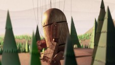 Colosse je krátký loutkový film o nešikovném robotovi