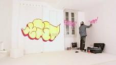 Tilt si natočil proměnu bílého pokoje na Panic Room