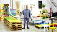 Mats Nilsson představuje kolekci nábytku Ikea PS 2012