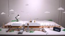 Letiště v Oslu má ke svému rozšiřování hravé video