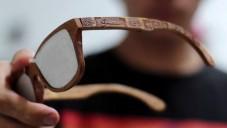 Shwood vyrobili pro Pendleton kolekci dřevěných brýlí
