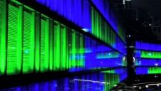 Sydney má největší LED světelnou instalaci na světě