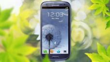 Samsung Galaxy S III má design inspirovaný přírodou