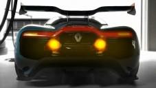 Renault Alpine A110-50 se ukazuje na animaci