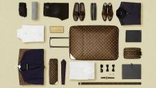 Louis Vuitton ukazuje jak mistrovsky zabalit kufr