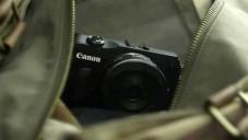 Canon EOS M je malý foťák nejen pro cestovatele
