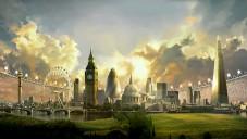 BBC Sport dělá v reklamě z Londýna velké sportoviště