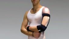 Stephan Merkle navrhl protézu s umělou kůží
