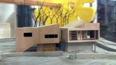 Výstava norské architektury měla nezvyklé zahájení