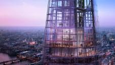 Otevřena nejvyšší evropská budova The Shard