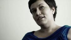 Grafička Olga Benešová hostem pořadu Třičtvrtě