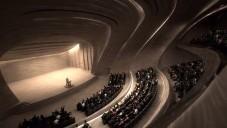 Animace provádí kulturním centrem Heydar Aliyev