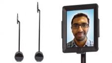 Udělejte ze sebe dvojníka robotickým držákem na iPad
