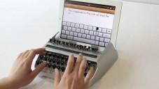 iTypewriter je klasický starý psací stroj pro iPad