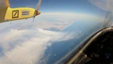 Podívejte se na let solárního letadla Solar Impulse