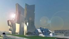 Podívejte se na novou futuristickou čtvrť v Changsa