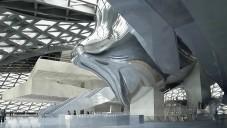 Projděte se již dnes futuristickým muzeem MoCAPE