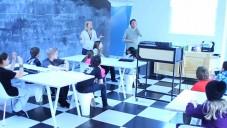 Nahlédněte do školy bez omezení Vittra Telefonplan