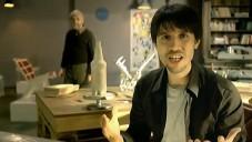 Designér Jan Čapek si zahrál v reklamě na pivo Kozel